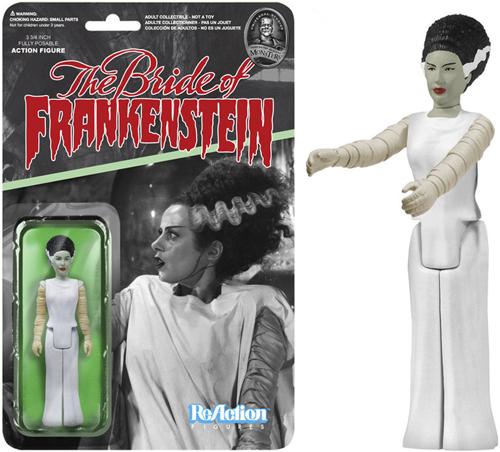 Funko ReAction: Monstruos Universal