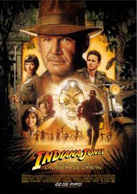 Indiana Jones: El reino de la calavera de cristal