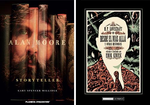 Alan Moore Storyteller - Desde el más allá y otras historias