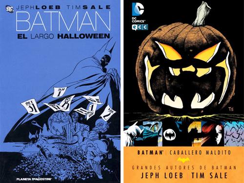 Batman: El Largo Halloween - Batman: Caballero Maldito