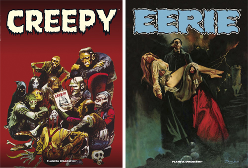 Creepy - Eerie