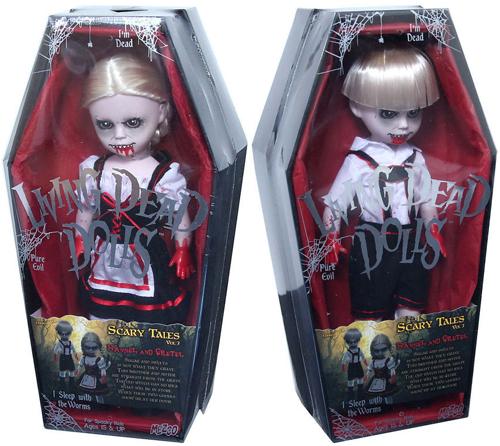 Living Dead Dolls: Hansel e Gretel