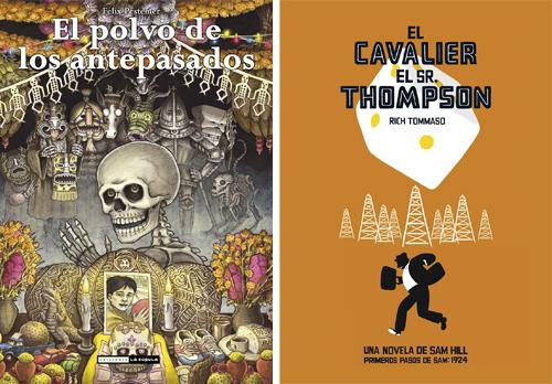 El polvo de los antepasados, El Cavalier - El Sr. Thompson
