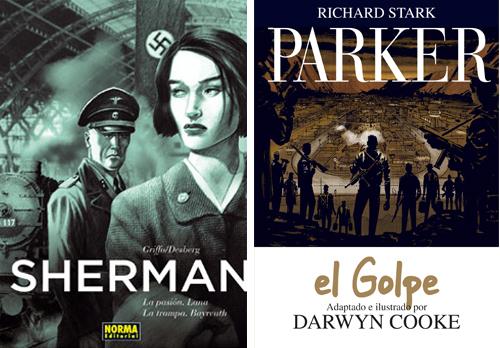 Sherman, Parker