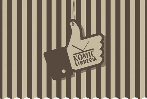 Komic Librería: Listas de intereses de Facebook