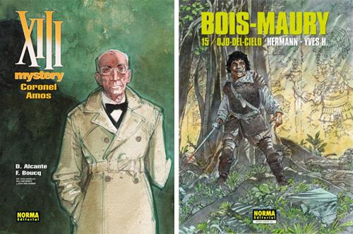 Komic Librería: Coronel Amos + Ojo del Cielo
