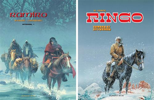 Komic Librería: Ramiro Integral + Ringo Integral