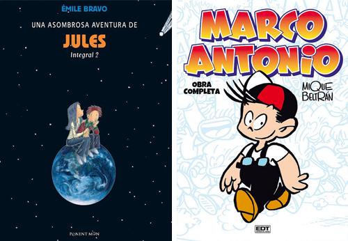 Komic Librería: Una Asombrosa Aventura de Jules - Marco Antonio