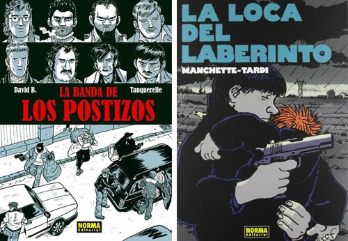 Komic Librería: La Banda de los Postizos - La loca del laberinto
