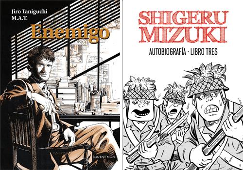 Komic Librería: Enemigo - Autobiografia. Libro 3
