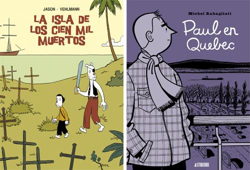Komic Librería: La Isla de los Cien Mil Muertos - Paul en Quebec