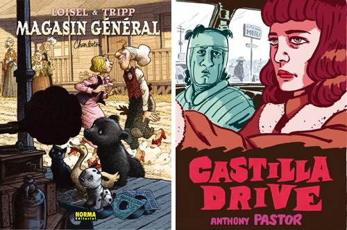 Komic Librería: Magasin Général 7, Charlestón - Castilla Drive