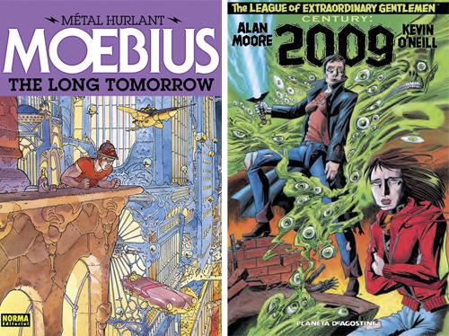 Komic Librería: Métal Hurlant - Century 2009