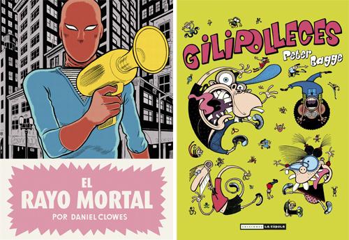 Komic Librería: El Rayo Mortal - Gilipolleces