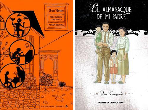 Komic Librería: Fun Home, El almanaque de mi padre
