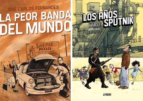 Komic Librería: La peor banda del mundo, los años Sputnik