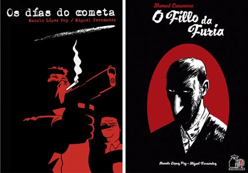 Komic Librería: Os días do cometa, O fillo da furia