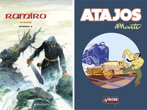 Komic Librería: Ramiro Integral 2, Atajos