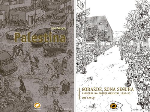 Komic Librería: Gorazde - Palestina