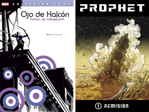 Komic Librería: Ojo de Halcón - Prophet