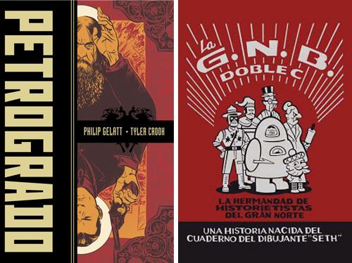 Komic Librería: Petrogrado - La Hermandad de Historietistas del Gran Norte