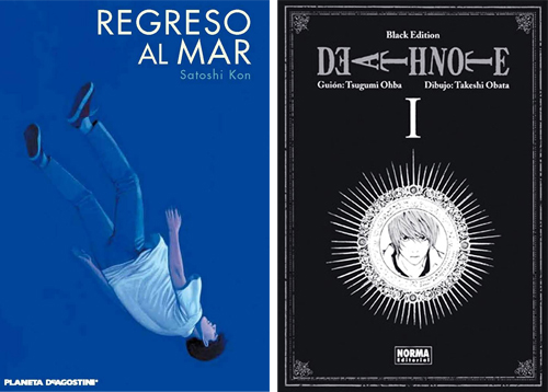 Komic Librería: Regreso al mar - Death Note