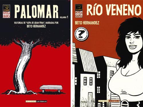Komic Librería: Palomar - Río Veneno