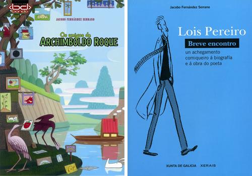 Komic Librería: Os amigos de Archimboldo Roque - Breve encontro
