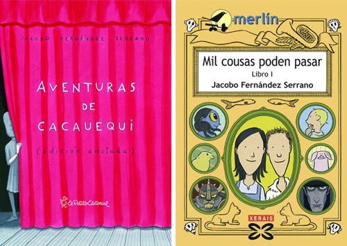 Komic Librería: Aventuras de Cacauequi - Mil cousas poden pasar
