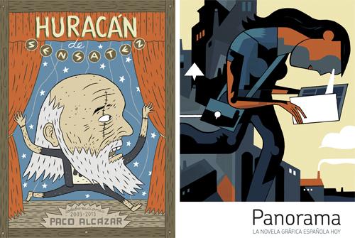 Komic Librería: Huracán de sensatez, Panorama