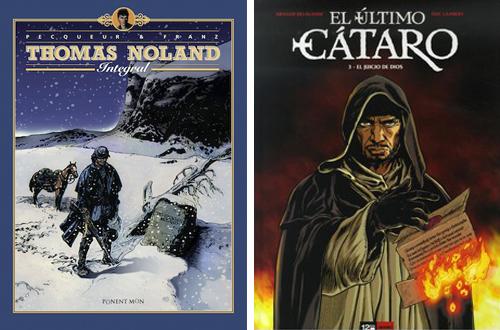 Komic Librería: Thomas Noland Integral, El Último Cátaro 3 - El Juicio de Dios