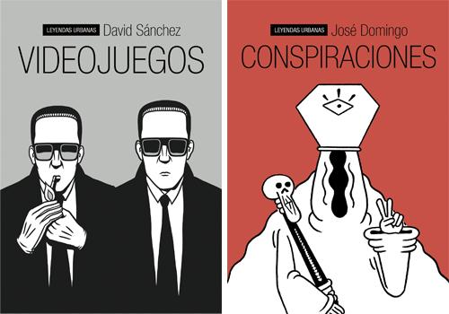 Komic Librería: Videojuegos, Conspiraciones