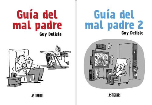 Komic Librería: Guía del mal padre 1 y 2