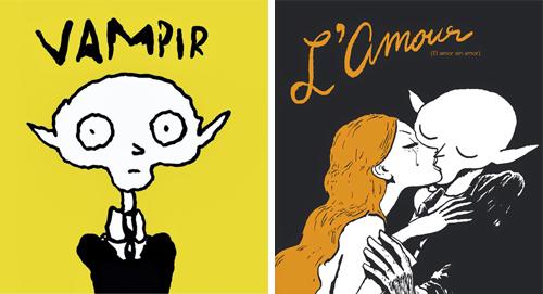 Vampir + L'amour (El amor sin amor)