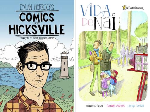 Comics desde Hicksville - Vida de Nai