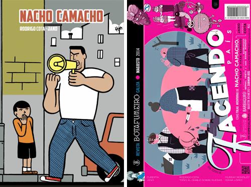Nacho Camacho - O Botafumeiro