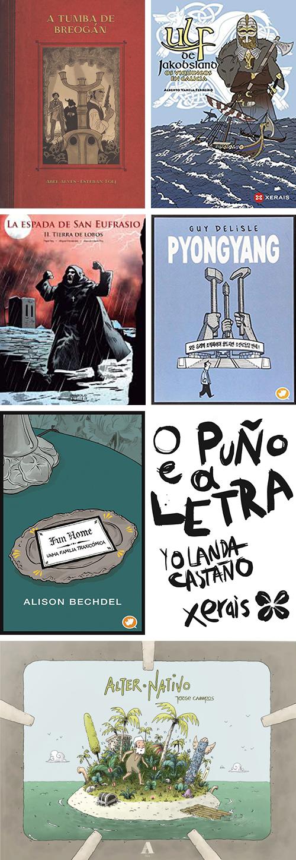 Komic Librería: cómic galego
