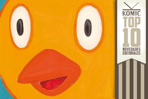 Komic Librería: Top 10 Novedades Editoriales Junio 2013