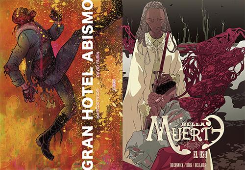 Komic Librería: selección de cómics galegos 2016