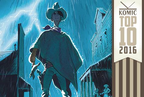 Top 10 de cómics recomendados por Komic Librería